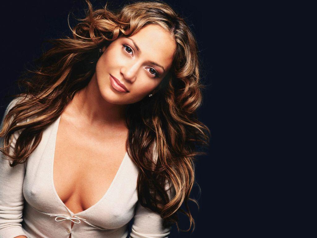 J.Lo Buttock Jennifer Lopez