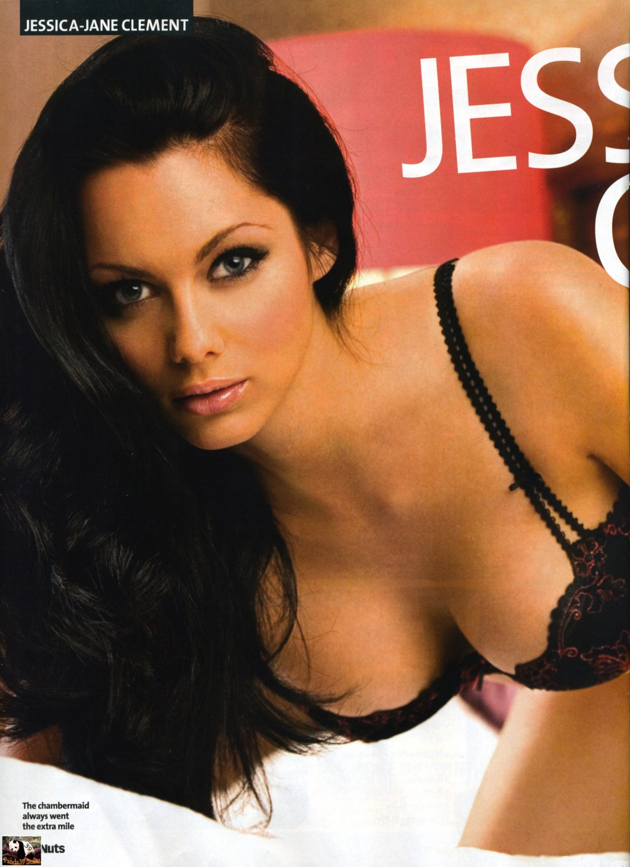 Jessica Jane Clement - Photo Colection